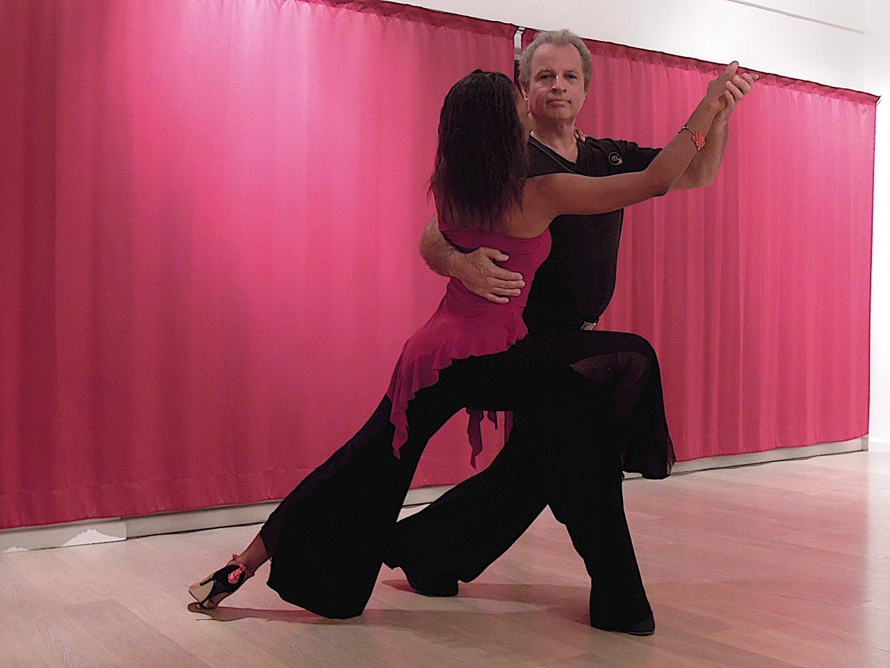 La passion du tango argentin - José Désiré-Faula - Professeur de tango à Fort de France