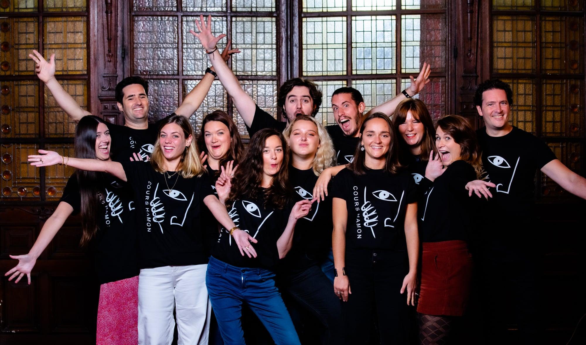 Le bien-être par les cours de danse contemporaine - Isabeau Hamon - Fondatrice d'un studio de danse à Nantes
