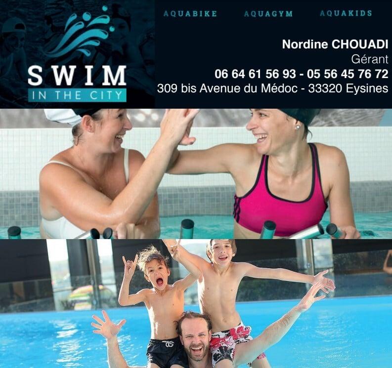 Tonifier votre corps grâce à l'aquabiking et l'aquagym - Nordine Chaouadi - Gérant de centre d'aquabike à Eysines