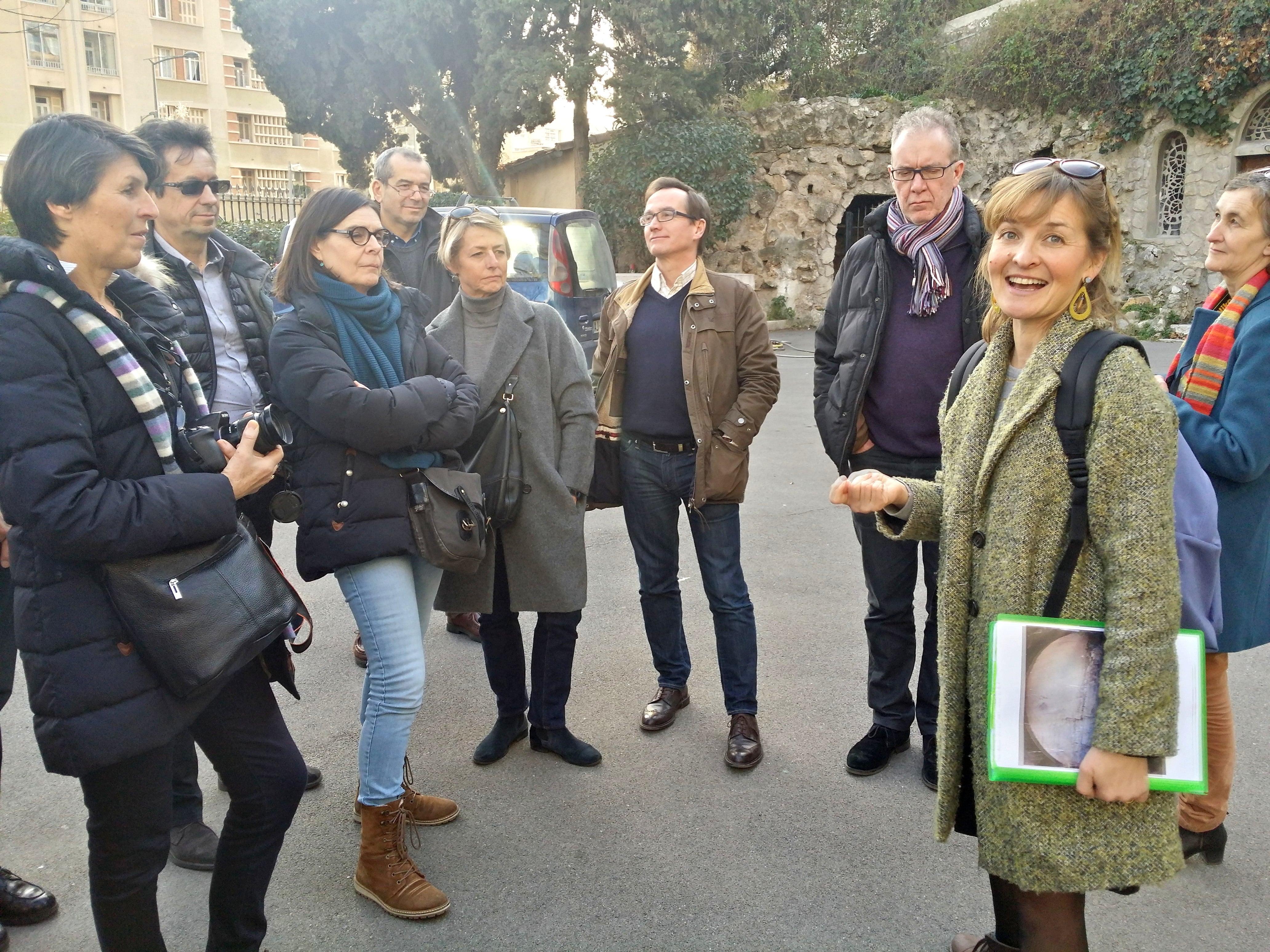 Visite guidée par Justine Coste à Marseille - Justine Coste - Guide touristique à Marseille