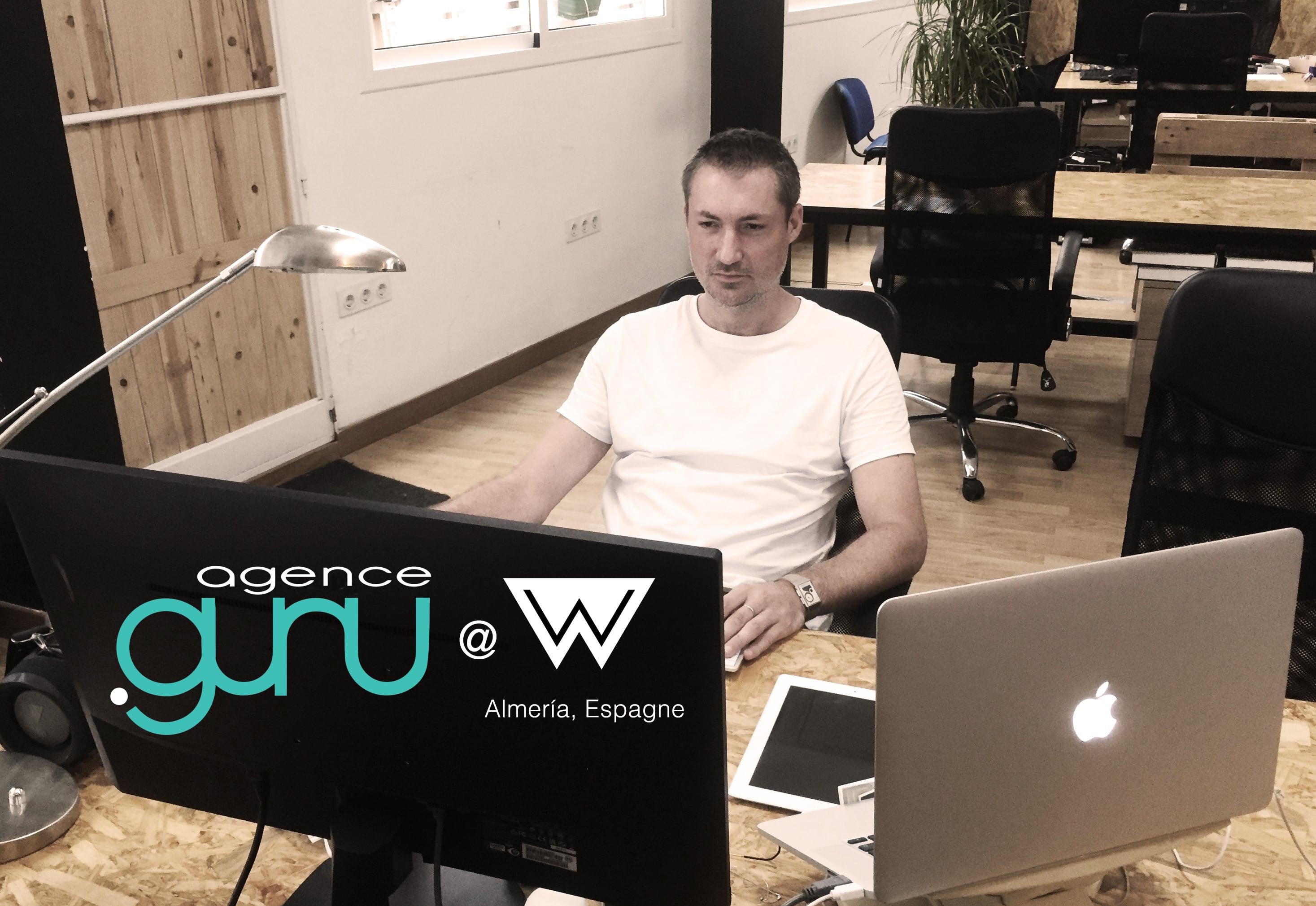 Une agence de services numériques et d'accompagnement de projets web - Georges Langeard - Chef de projet Web à Caen