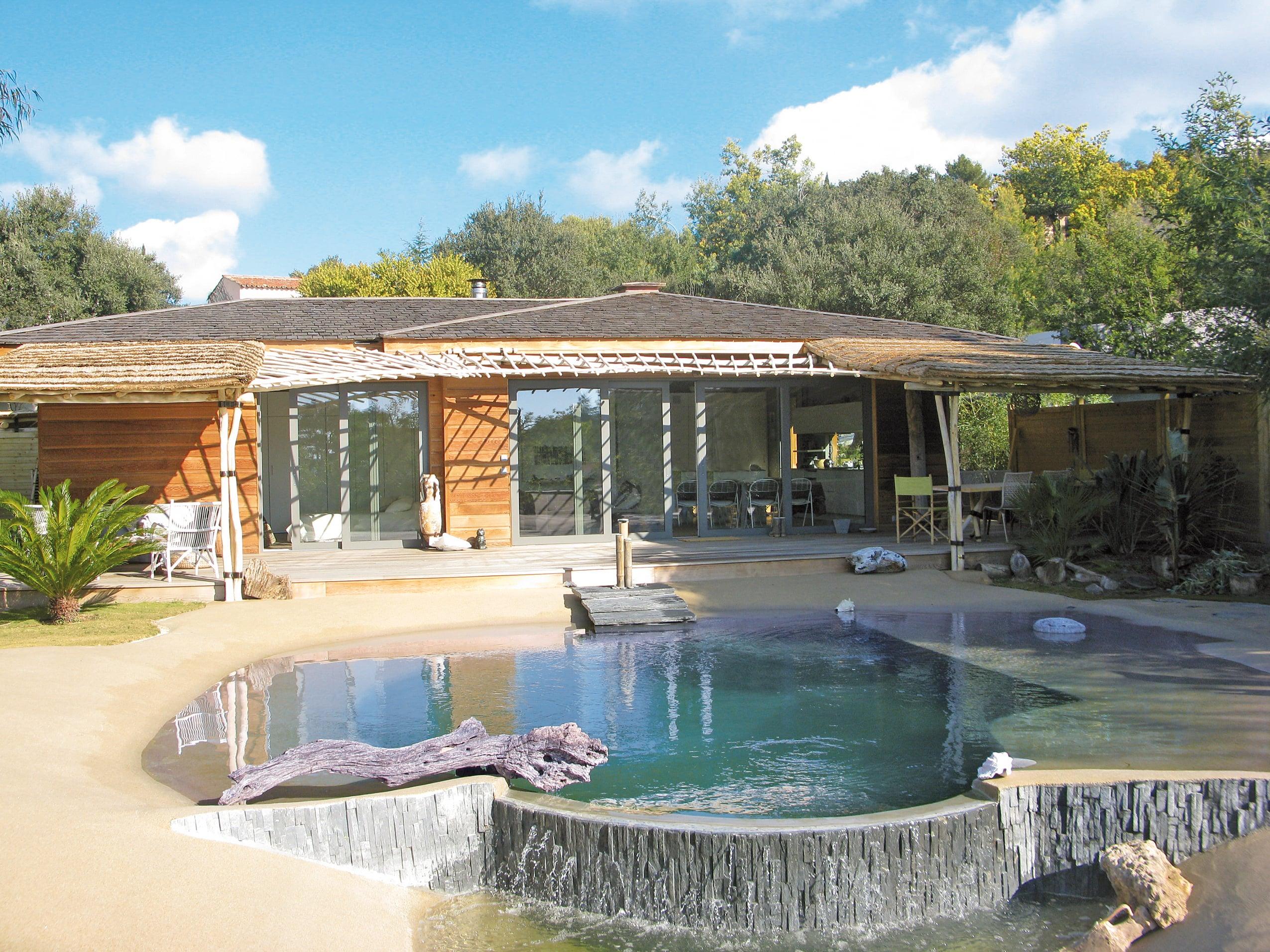 Eco&Logis Concept vous livre une maison «prête à vivre» ! - Georges Burger - Gérant d'une société de construction à Gémenos et Avignon