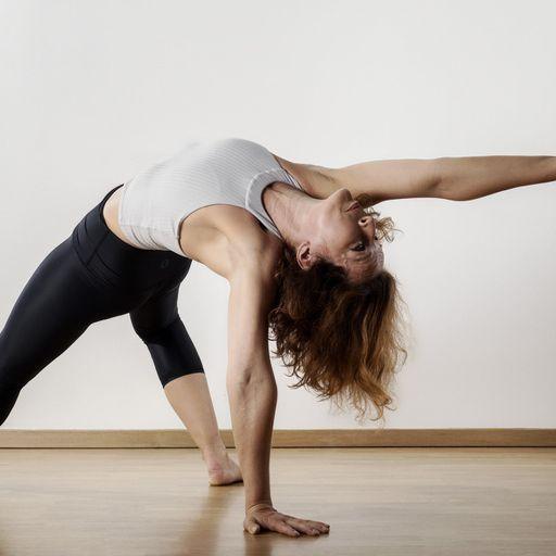 Des cours de yoga qui invitent au lâcher-prise - Marion Valence - Professeur de yoga à Strasbourg