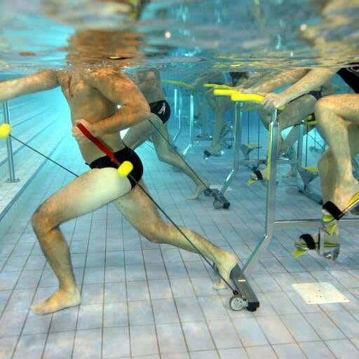 Réadaptation physique par la pratique de l'aquasport - Jean-Michel - Professeur d'Aquasport vers Meaux