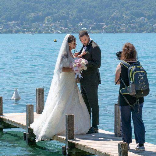 Une journaliste qui raconte votre mariage en images - Iryna GIBERT - Photographe et Vidéaste de mariage à Lyon