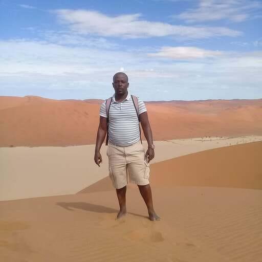 Partir à la découverte de la Namibie - Nive Nyambi Lumona - Guide touristique en Namibie
