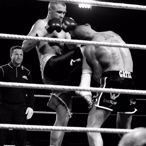 Transmettre la passion et la discipline de la boxe au plus grand nombre - Abderaman Hamouri - Professeur de boxe à Meaux