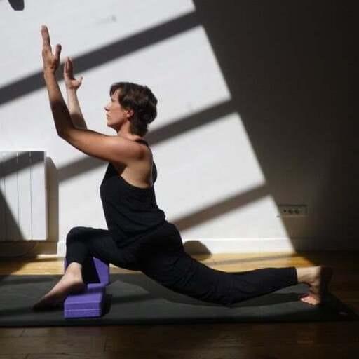 Le Yoga : l'autre réponse à la douleur - Charlotte Borde - Professeur de yoga à St Germain en Laye