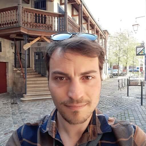 Guide touristique à Besançon - Alexandre Cailler - Guide touristique à Besançon