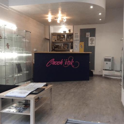 Crock'Ink, temple de la personnalisation corporelle - Mika - Perceur à Nancy
