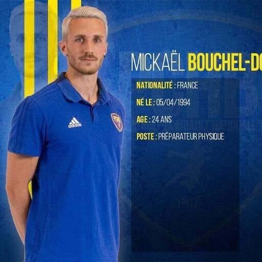 Coaching sportif individuel & personnalisé - Mickaël Bouchel-Doré - Coach sportif et préparateur physique à Vitry-sur-Seine