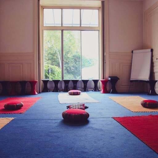 Yoga: une pratique bienveillante - Dominique Serville - Professeure de Yoga à Versailles