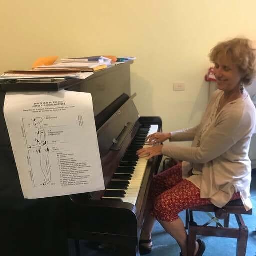 La psychophonie, une approche consciente du chant - Marie-Laure Potel - Professeur de chant à Paris