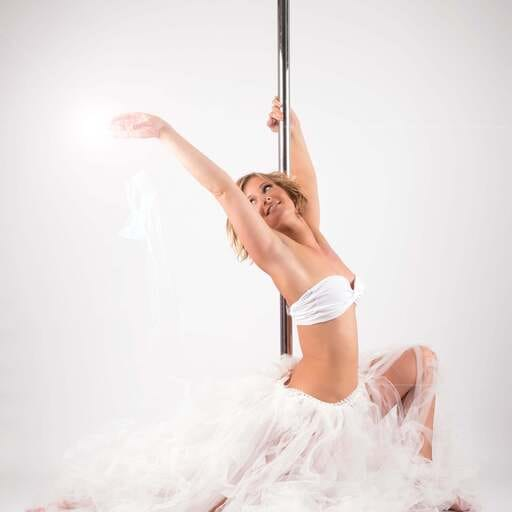 Une discipline glamour mais exigeante - Tiphaine - Professeure de Pole dance à Beauvais