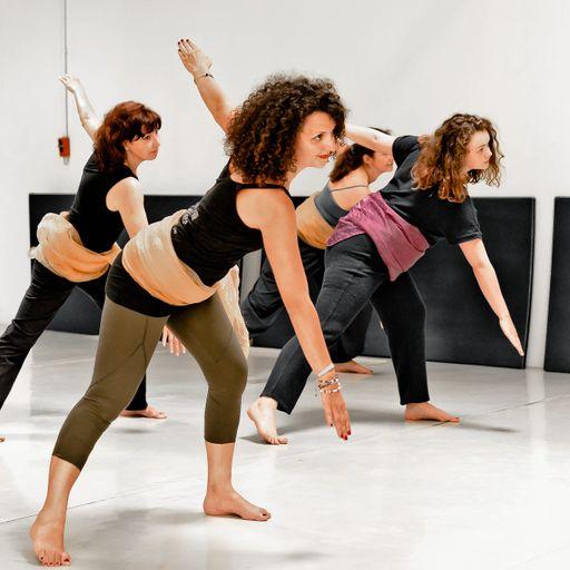 Etre professeur, c'est partager son vécu - Pascale Saly-Giocanti - Professeur de Danse à Paris