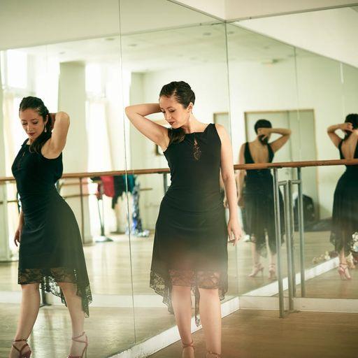 Cours de Tango à Paris - Sylvia Gerbi - Professeure de tango à Paris