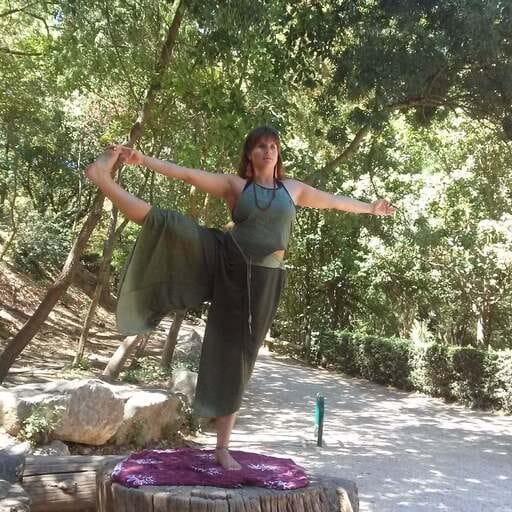 Le yoga là où on ne l'attend pas - Tatiana Delmas - Professeure de Yoga à Aix-en-Provence