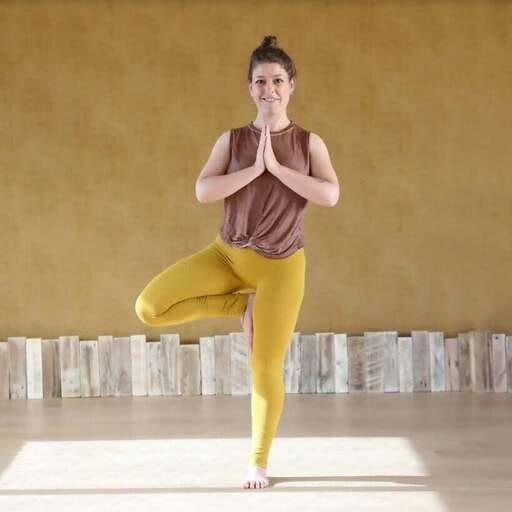 Prendre du temps pour soi en pratiquant le yoga - Marion Le Fournier - Professeur de yoga à Albi