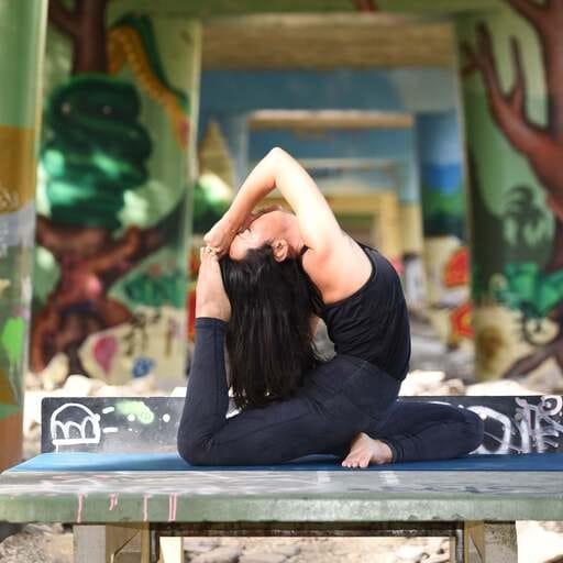 Un corps sain dans un esprit sain grâce au Yoga - Samantha Ponce Aguilera - Professeure de Yoga à Nantes