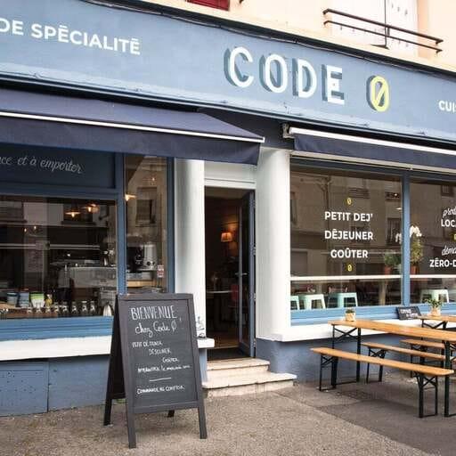 """Le """"Code 0"""" ou surfer sur le Zéro Déchet - Thaïs Cathelineau - Gérante d'un café Zéro Déchet à Lorient"""