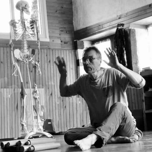 L'édification corporelle par le mouvement et la conscience - Benoit Lesage - Formateur en danse-thérapie depuis 1992