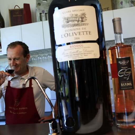 Le vin de Bandol, une appellation à protéger ! - Pascal Pèrier - Gérant de l'oenothèque de Bandol