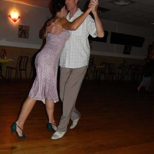 Culture et cours de tango - Bernard Pech - Président de l'association à Montauban
