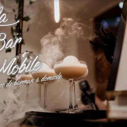 L'originalité d'un bar à cocktail éphémère pour vos soirées évènementielles - Clément Leroy - Barman à domicile à Lyon et la région Auvergne-Rhône-Alpes