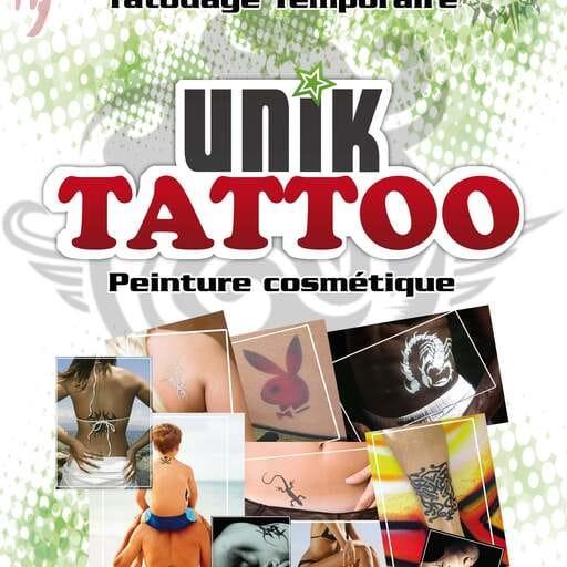 Un professionnel du tatouage éphémère personnalisé - Guillaume Rodinger - Tatoueur à Six Fours les plages