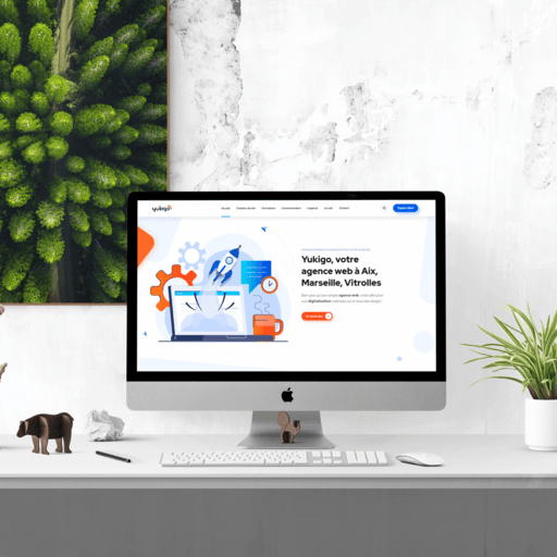 """Un jeune passionné d'informatique a créé son agence web """"Yukigo"""" - Nicolas - Créateur de site web à Aix-en-Provence"""