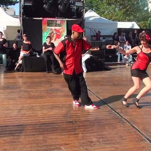 Si vous savez marcher, alors vous saurez danser !!! - Gaston et Cathy - Professeurs de danse à La Rochelle