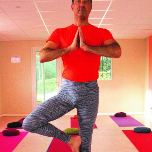 Cours de yoga en salle et en ligne - Denis Giromini - Professeur de yoga à Marseille