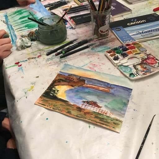 L'art-thérapie vue par notre thérapeute Nell Eoche - Nell Eoche - Thérapeute à Lorient