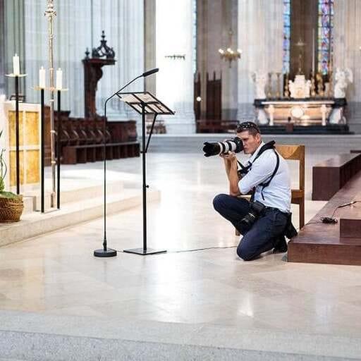 Des passionnés pour immortaliser des mariages - José Joubert - Photographe de mariage à Tours