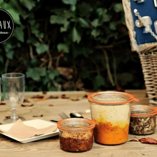 Une belle cuisine en bocal - Nicolas Moizant - Traiteur à Bordeaux