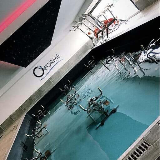 Le grand plongeon pour garder la forme ! - Romain Berset - coach maître nageur à Rouen et Bihorel