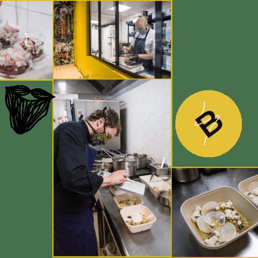 Service traiteur avec Barbich Labo Gourmet - Cristèle - Co-fondateur et chargée de la communication à Annecy