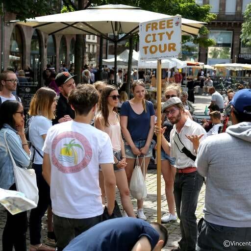 La capitale de l'Europe selon un guide touristique natif - Gabriel - Guide touristique à Strasbourg