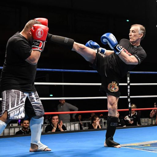 S'inscrire à un cours de boxe chez Full Contact Academy - Erick Romeas - Coach de boxe à Marseille