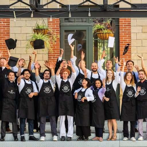 Des cuisines partagées qui révolutionnent le développement des restaurants - Armelle Delaage - Cuisines professionnelles partagées au Château de Nanterre
