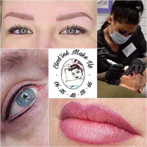 Raviver un visage par la dermopigmentation - Élodie Clément - Praticienne du maquillage permanent à Lorry-Mardigny