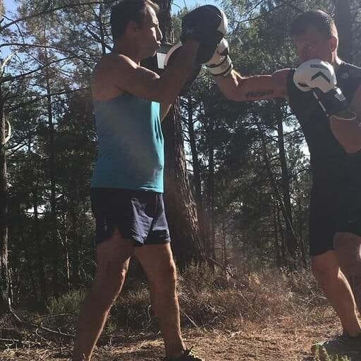 Des cours de boxe française de loisirs - David Tuquet - Entraîneur de boxe à Fontainebleau