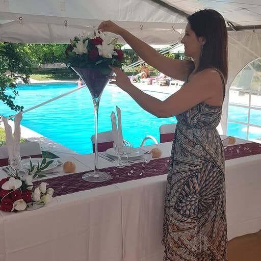 Wedding planner & designer chez Grain de Rêves - Sophie Berthet – Wedding planner en Isère