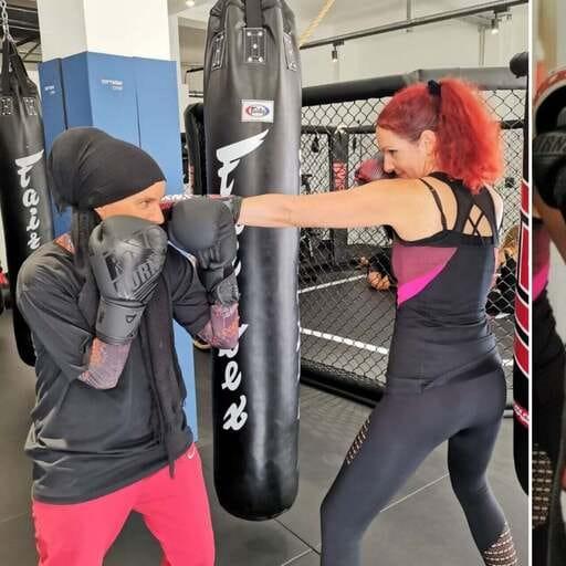 Apprendre à se contrôler physiquement et mentalement par la pratique de la boxe - Aurélia Ferrari - Gérante et fondatrice d'une salle de boxe à Nice
