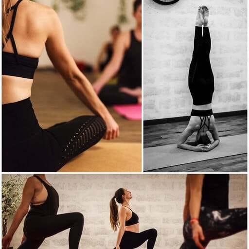 Elève, apprenti-enseignante puis enseignante accomplie de Yoga - Virginie Salomé - Professeure de Yoga à Cannes