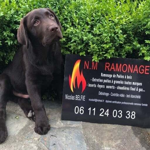 NM Ramonage : votre allié pour le ramonage de votre cheminée cet hiver ! - Nicolas Belfie - Artisan fumiste à Bayeux et Caen