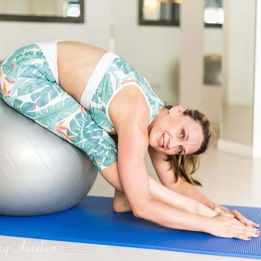 Quand Pilates rime avec Yoga - Nadia - Professeure de Pilates vers Chelles