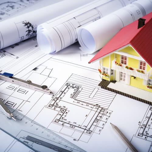 Rénovation d'habitation