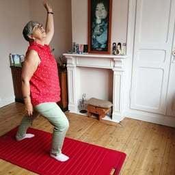 Le yoga pour tous - Martine Billerey Lips - Professeur de Yoga à St Omer