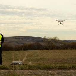 Un spécialiste de la prise de vue aérienne - Mikael Buffard - Photographe à Clermont-Ferrand